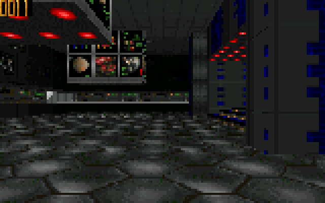 Doom [Falcon030] atari screenshot